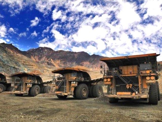 Grupo Luksic apuesta por minería peruana