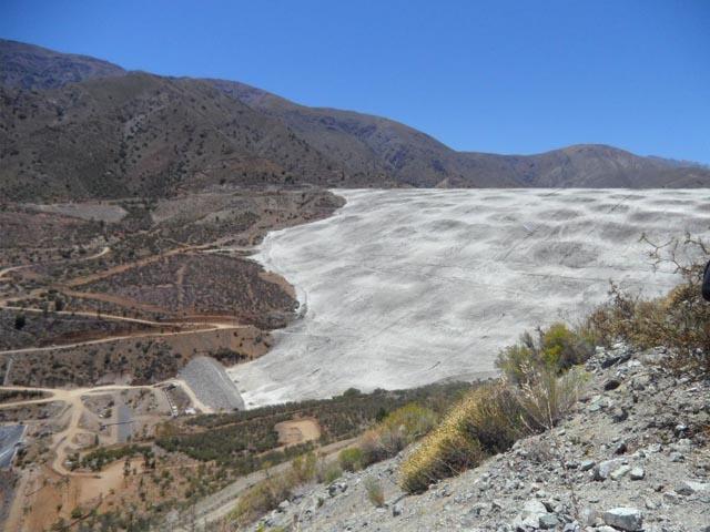 Alerta por los más de 120 relaves mineros abandonados
