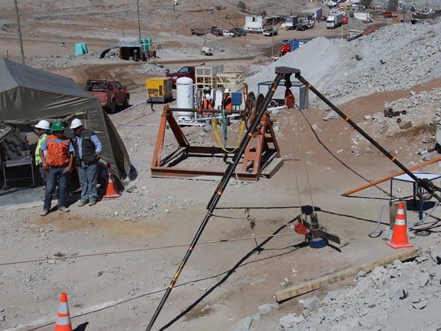 Venta de mina San José se dilata hasta 2017