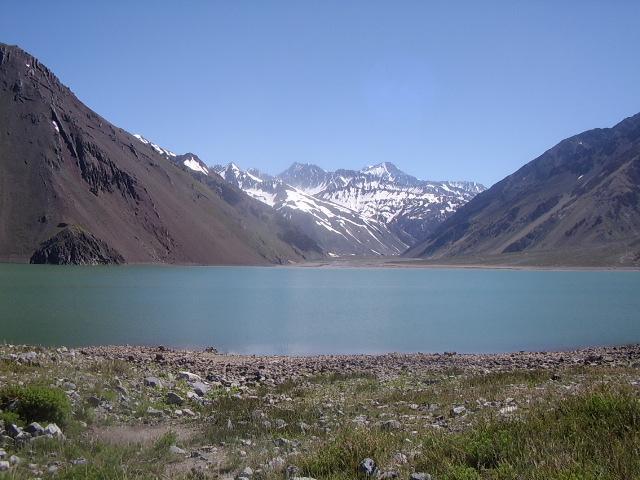 Aguas Andinas: Llenado de embalse El Yeso asegura agua para 2016