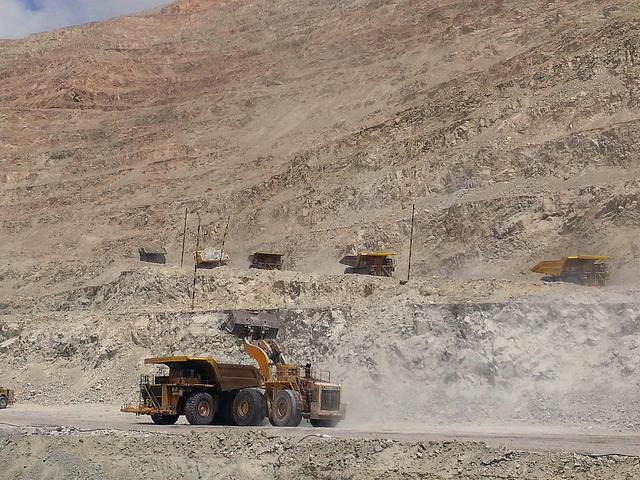 Antofagasta Minerals explora nuevas compras o joint ventures