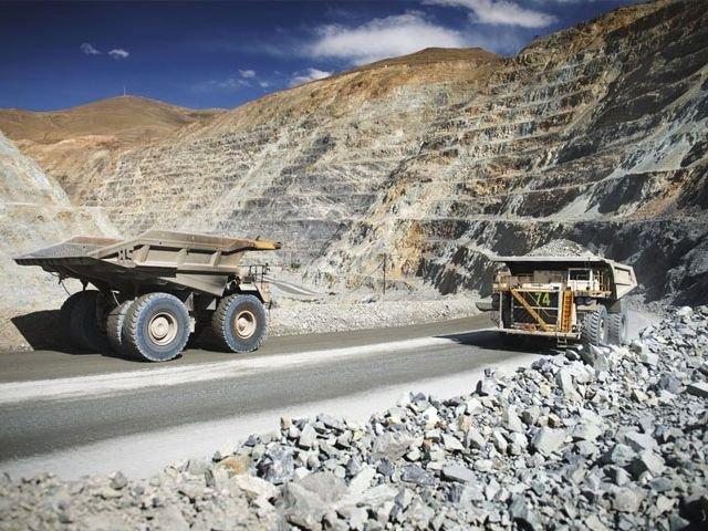 15.000 Toneladas de cobre adicional producirá Los Bronces