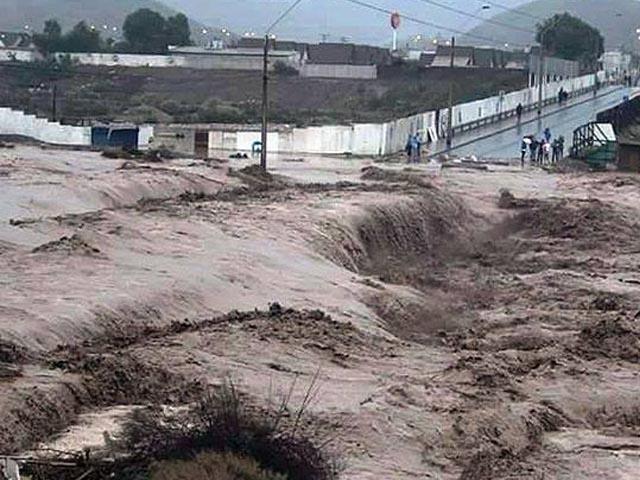 Minería, comercio y agricultura evalúan daños tras jornada de lluvias