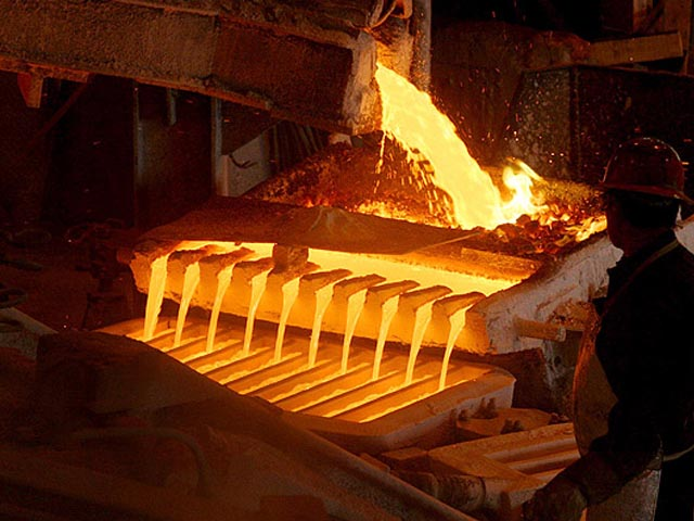 Talcahuano da la pelea para no perder su siderúrgica