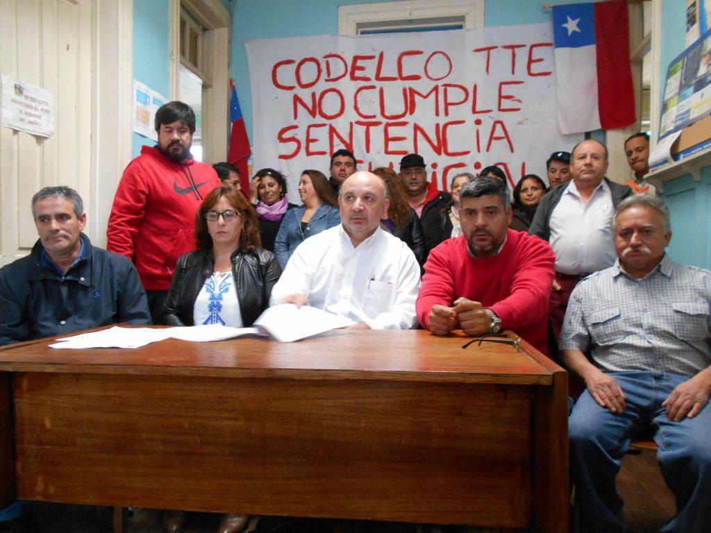 Trabajadores del Club de Campo Coya asistirán el próximo jueves a comisión de Minería de la Cámara