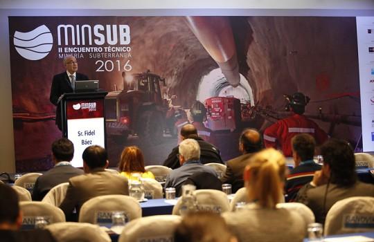MinSub analizó los desafíos de la minería subterránea