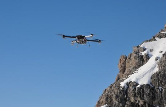 Drones y robots mejoran la eficiencia de la minería