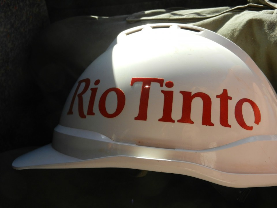 Minera Rio Tinto explorará en Arica con miras a desarrollar potente proyecto (Comunicado)