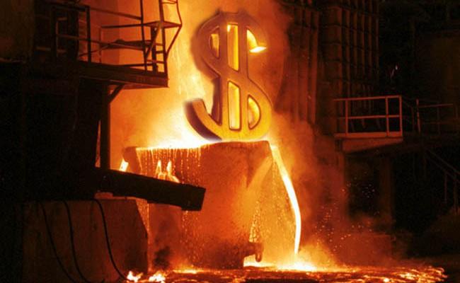 Precio del cobre cerró con fuerte alza y se ubica en máximos de casi tres años