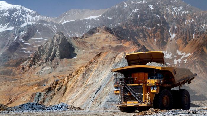 Expertos suecos y chilenos analizan el futuro de la industria minera