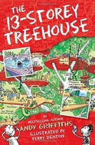 13 storey treehouse