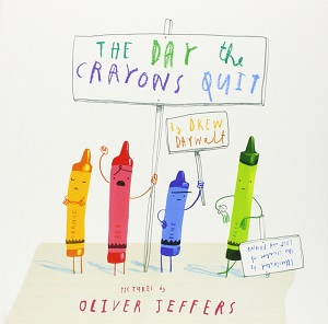 The Day in the Crayons Quit