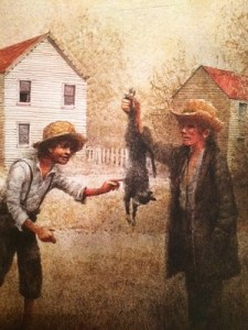 Tom Sawyer illus