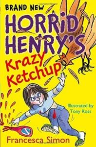 krazy ketchup horrid henry