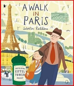 walk in paris
