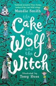 cake wolf witch
