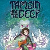 Tamsin and the Deep by Neill Cameron and Kate Brown