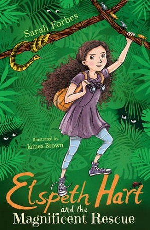Girls Rule by Sarah Forbes (An Elspeth Hart books guest blog