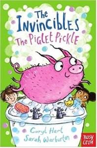 invincibles piglet
