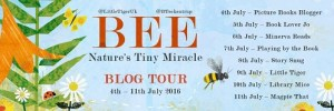 bee blog tour