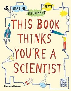 book thinks scientist