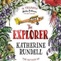 The Explorer by Katherine Rundell, illustrated by Hannah Horn