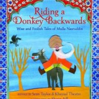 Riding a Donkey Backwards