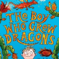 The Boy Who Grew Dragons by Andy Shepherd, illustrated by Sara Ogilvie