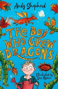 boy who grew dragons
