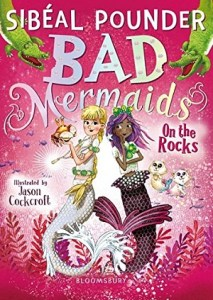 bad mermaids on the rocks