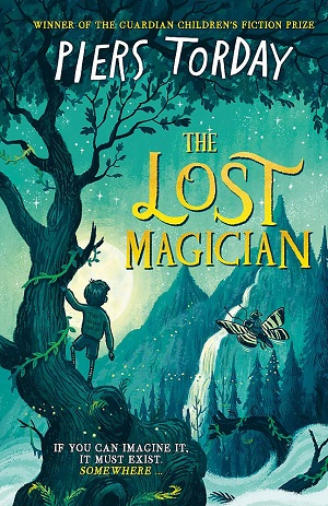 The Lost Magician by Piers Torday