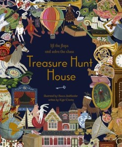 treasure hunt house