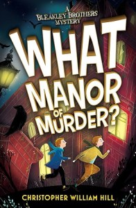what manor murder