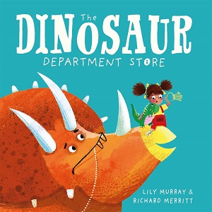 dinosaur department store
