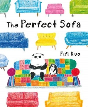 A Q&A with New Rising Star Illustrator and Author, Fifi Kuo