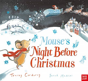 mouses night before christmas