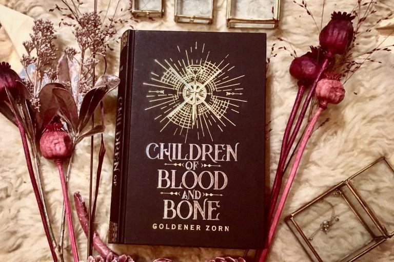 Tomi Adeyemi: Childeren of Blood and Bone – Goldener Zorn #1