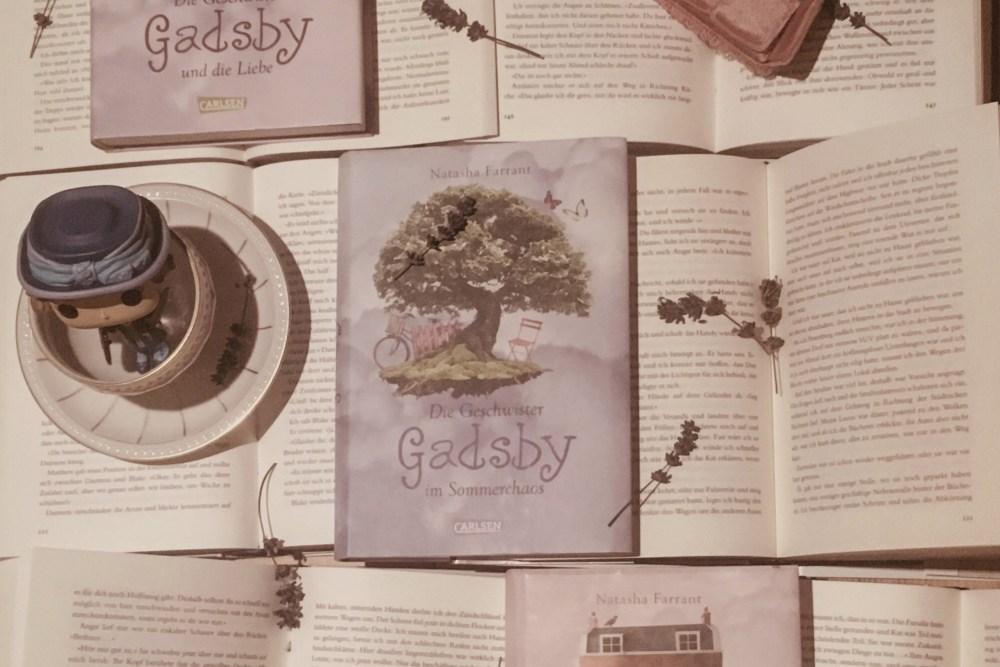 Natasha Farrant: Die Geschwister Gadsby #1