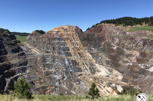 Homestake Mine – Lead, South Dakota