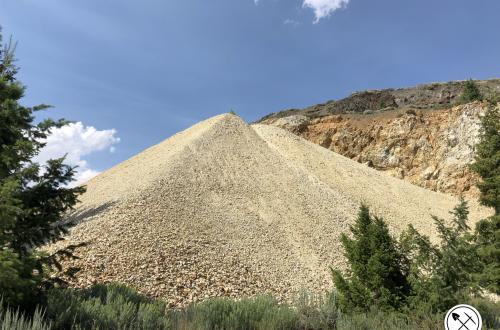 Black Hawk Mine – Hailey, Idaho