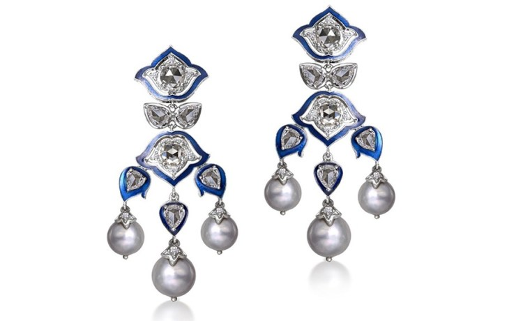 Rajiv Popley Launches an Art Inspired Platinum Jewellery Collection