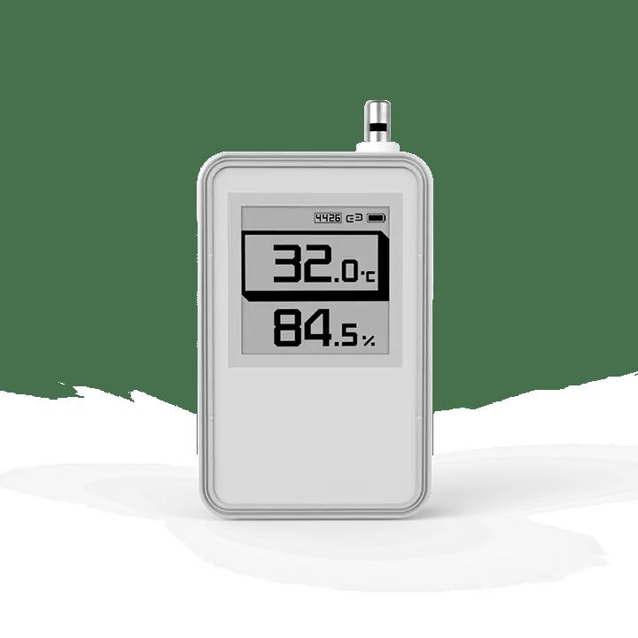 BLE Temperature Humidity Sensor
