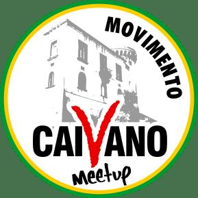 "Logo del gruppo ""Meetup MOVIMENTO CAIVANO"""