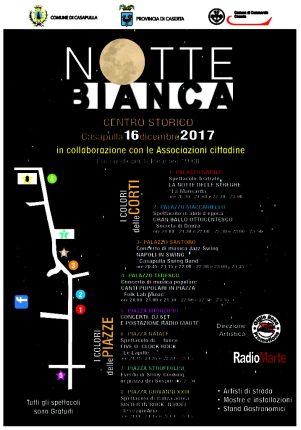 manifesto percorso notte bianca 2017
