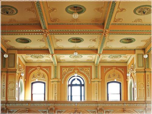 芭芭拉参与的班迪戈市议会大楼修复工程广受好评