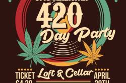 Good Vibrations 420 Day Party