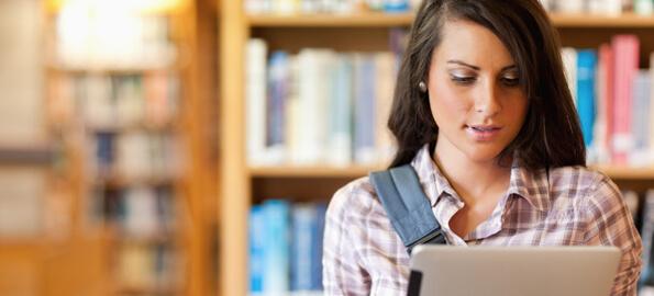 cuidados ao ler em tablet