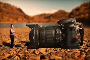 Camera Photographer Photography
