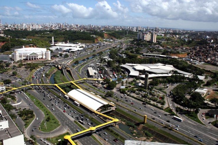Avenida Antônio Carlos Magalhães