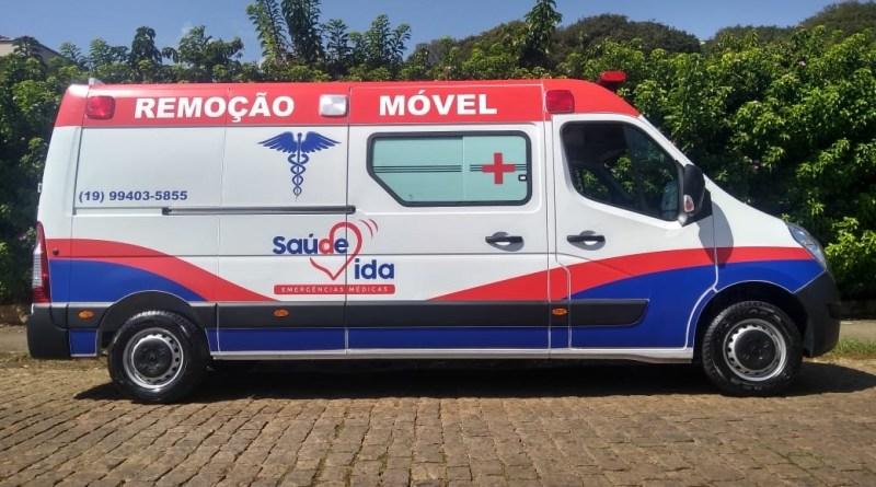 Saúde Vida: 1ª empresa especializada em serviços de remoção de UTI chega a São José